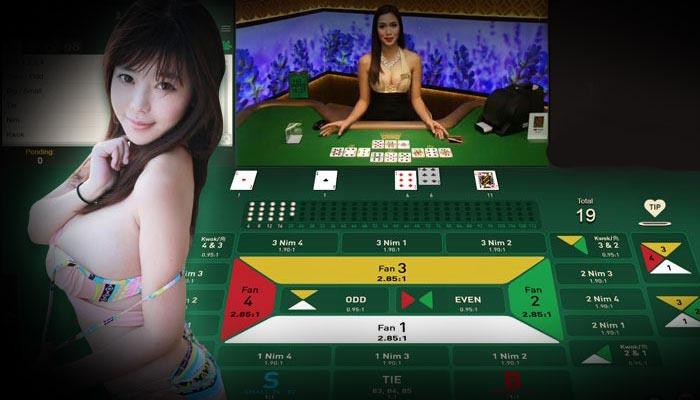 Game Fantan Casino